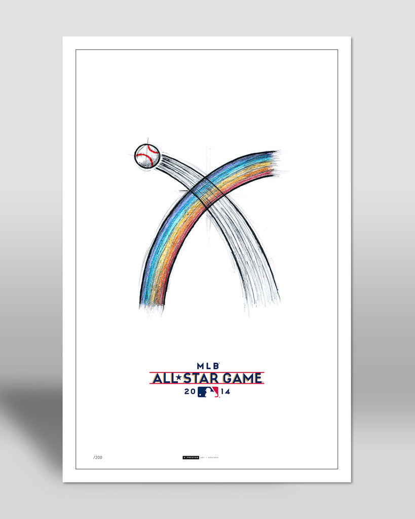 2014 All Star Game Sketch