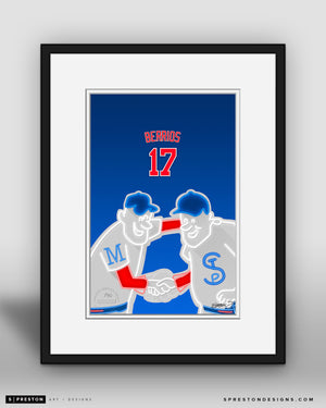 Minimalist Target Field - Player Series - Jose Berrios