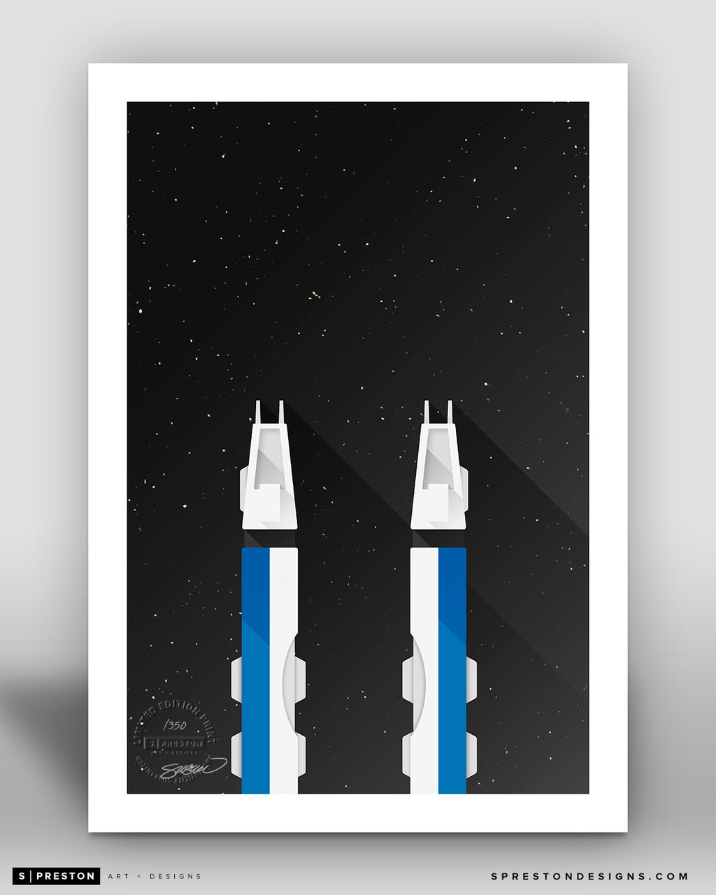 Minimalist Movies - SDF-1 - Robotech - S. Preston