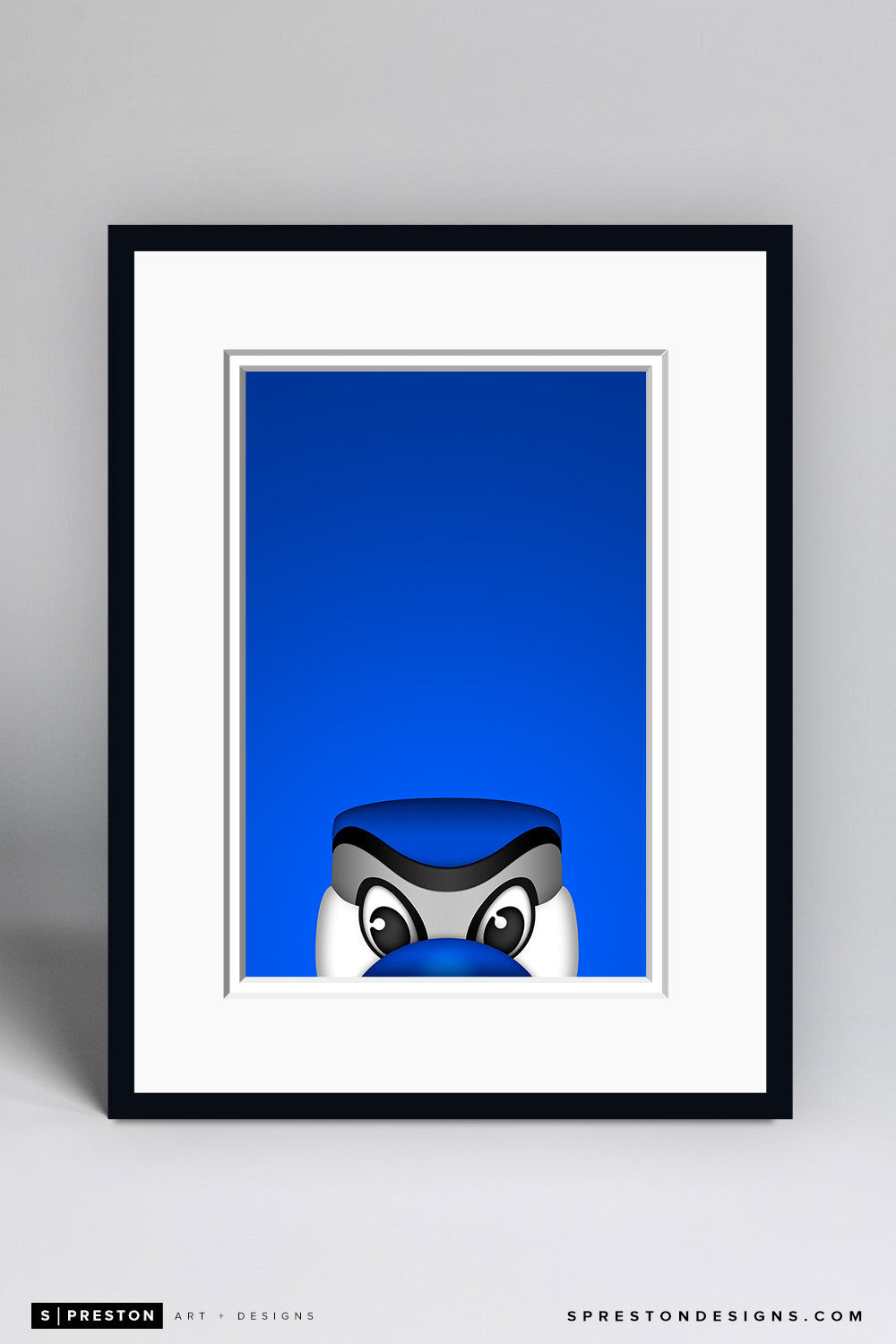 Minimalist Ace - Toronto Blue Jays - S. Preston