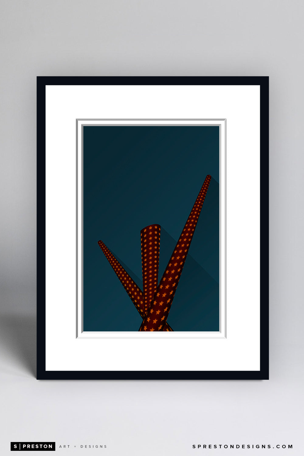 Minimalist Air Canada Centre Art Print - Toronto Maple Leafs - S. Preston Art + Designs
