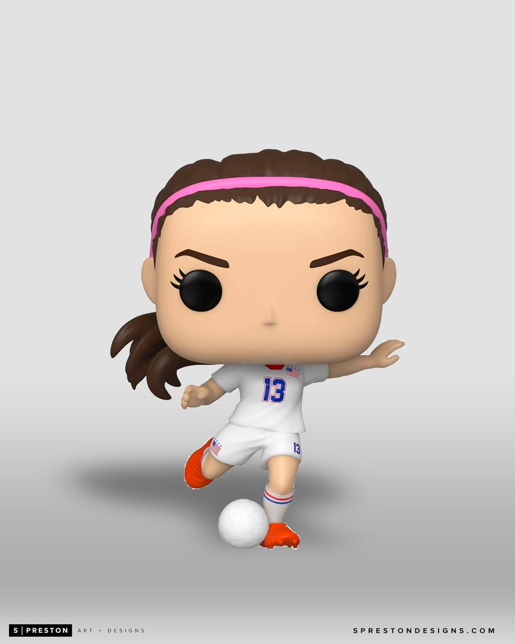 Funko POP! - Alex Morgan - USWNST