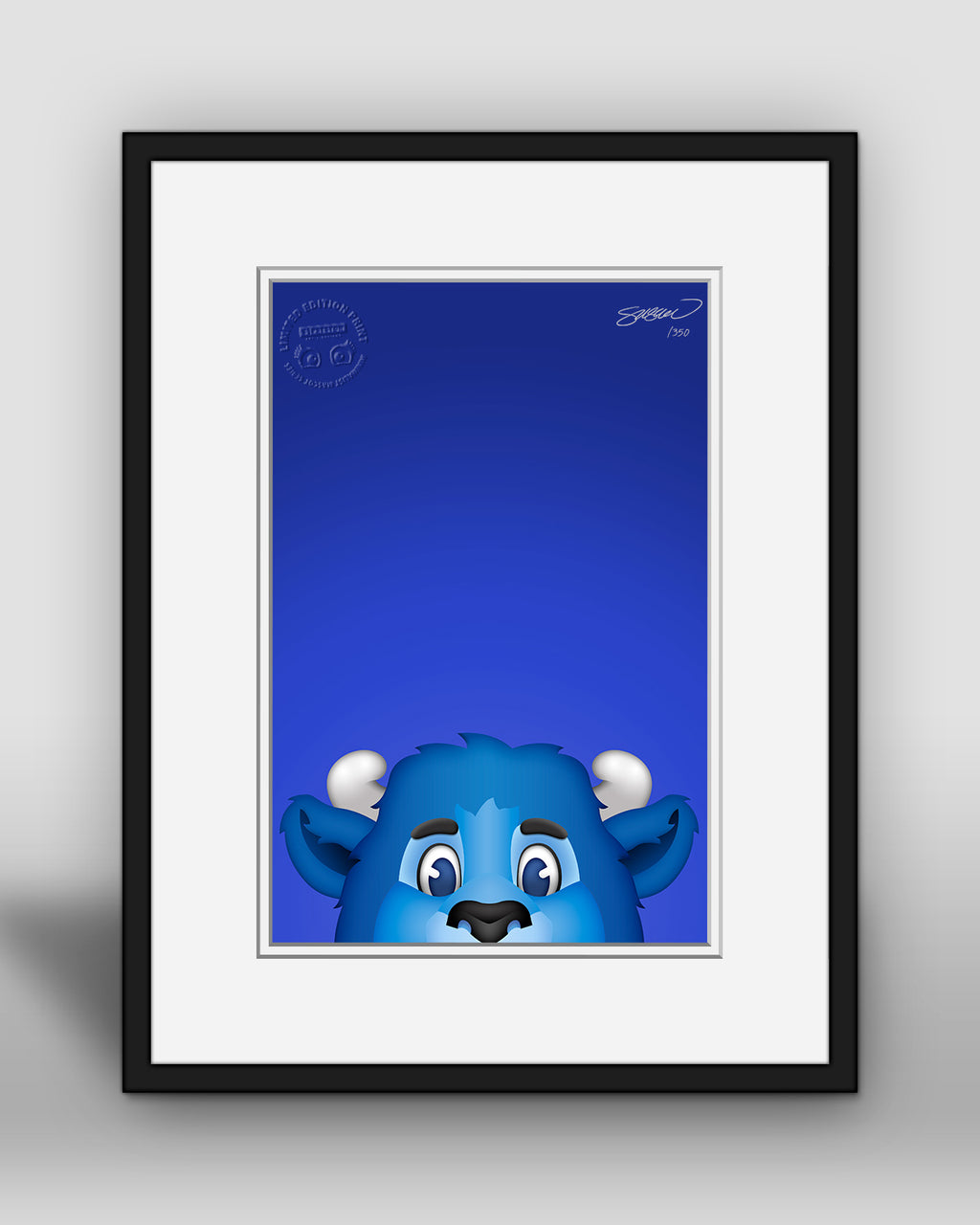 Minimalist Billy Buffalo - Buffalo Bills - S. Preston