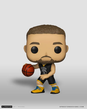Funko POP! - Stephen Curry Series 2 - NBA
