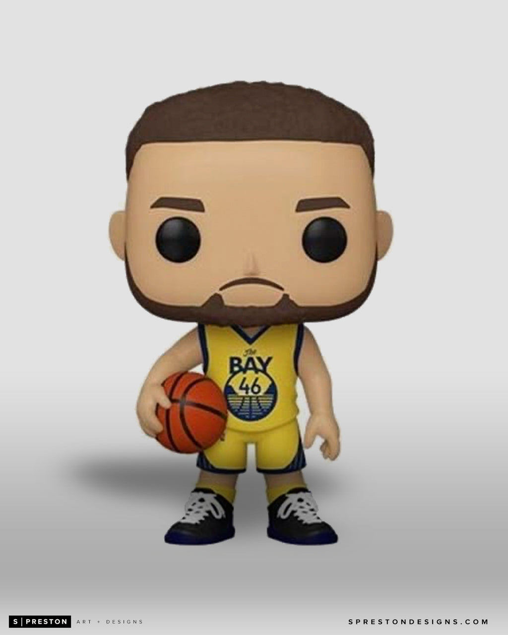 Funko POP! - Stephen Curry Alt - NBA