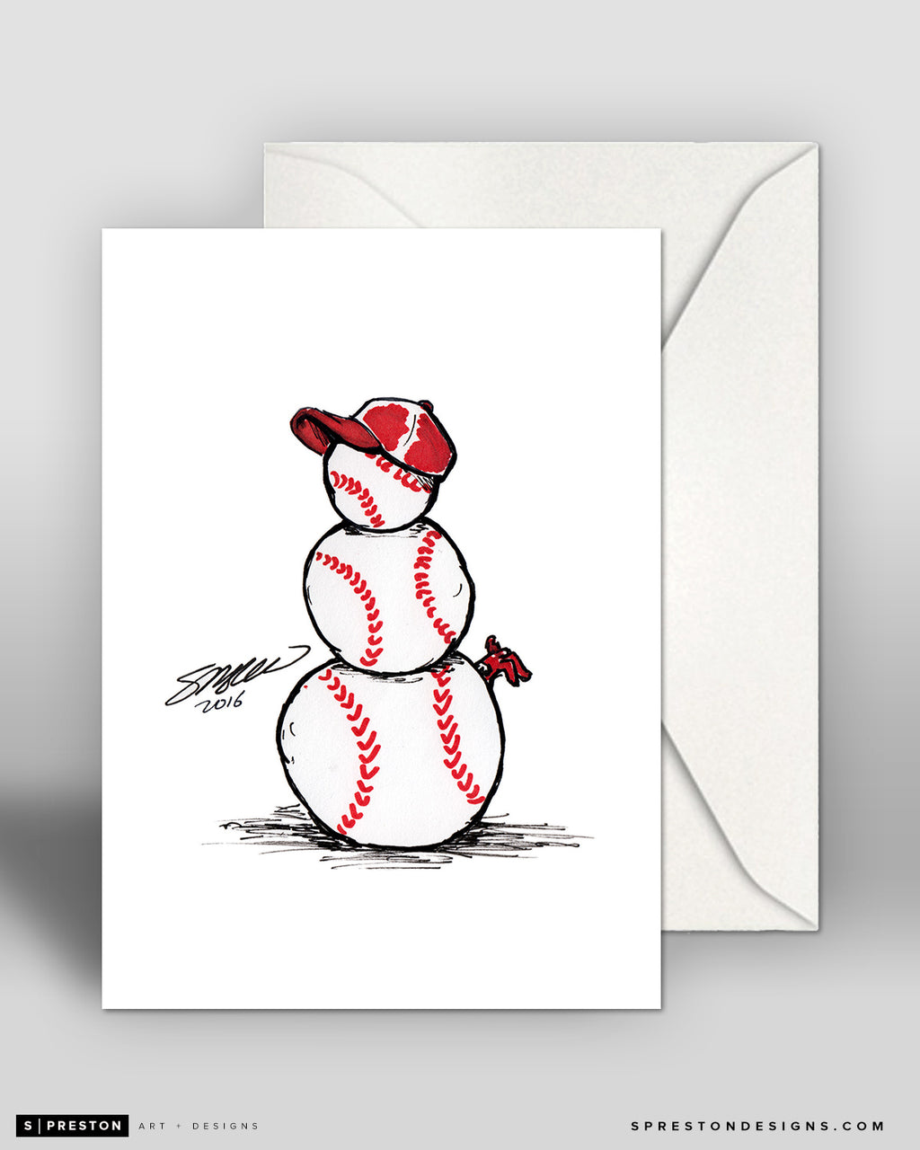 Team Frosties Holiday Cards - 2016 - Box of 12