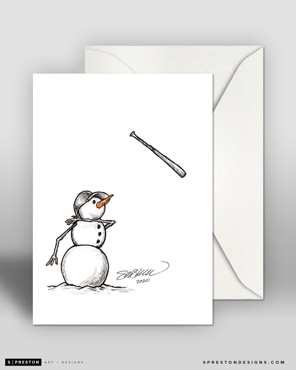 Team Frosties Holiday Cards - 2020 - Box of 12