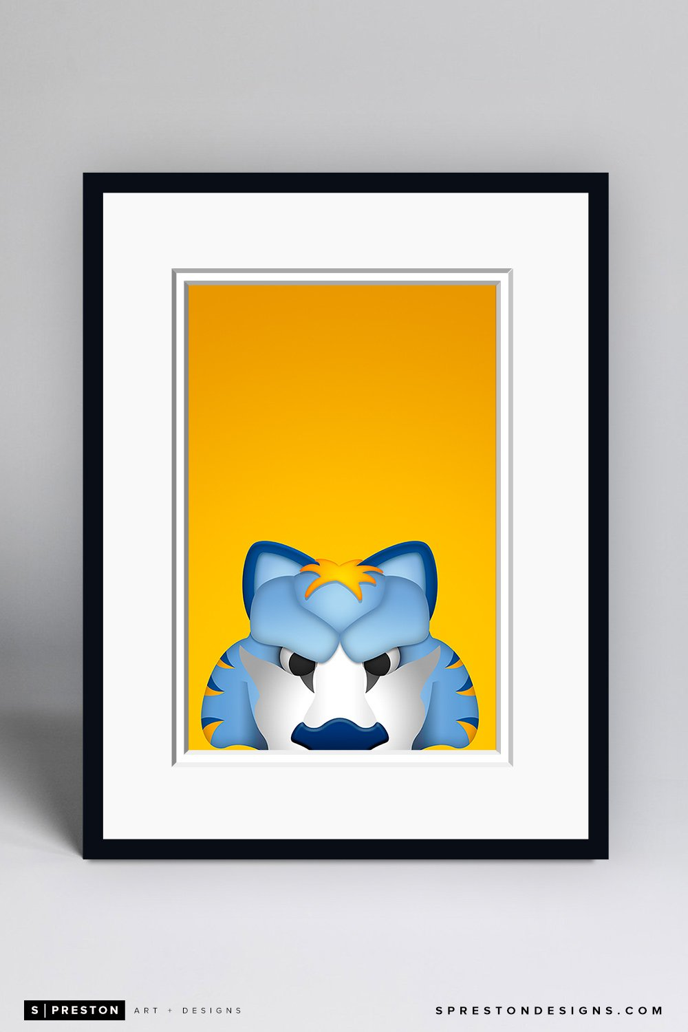 Minimalist Gnash Framed - CLEARANCE