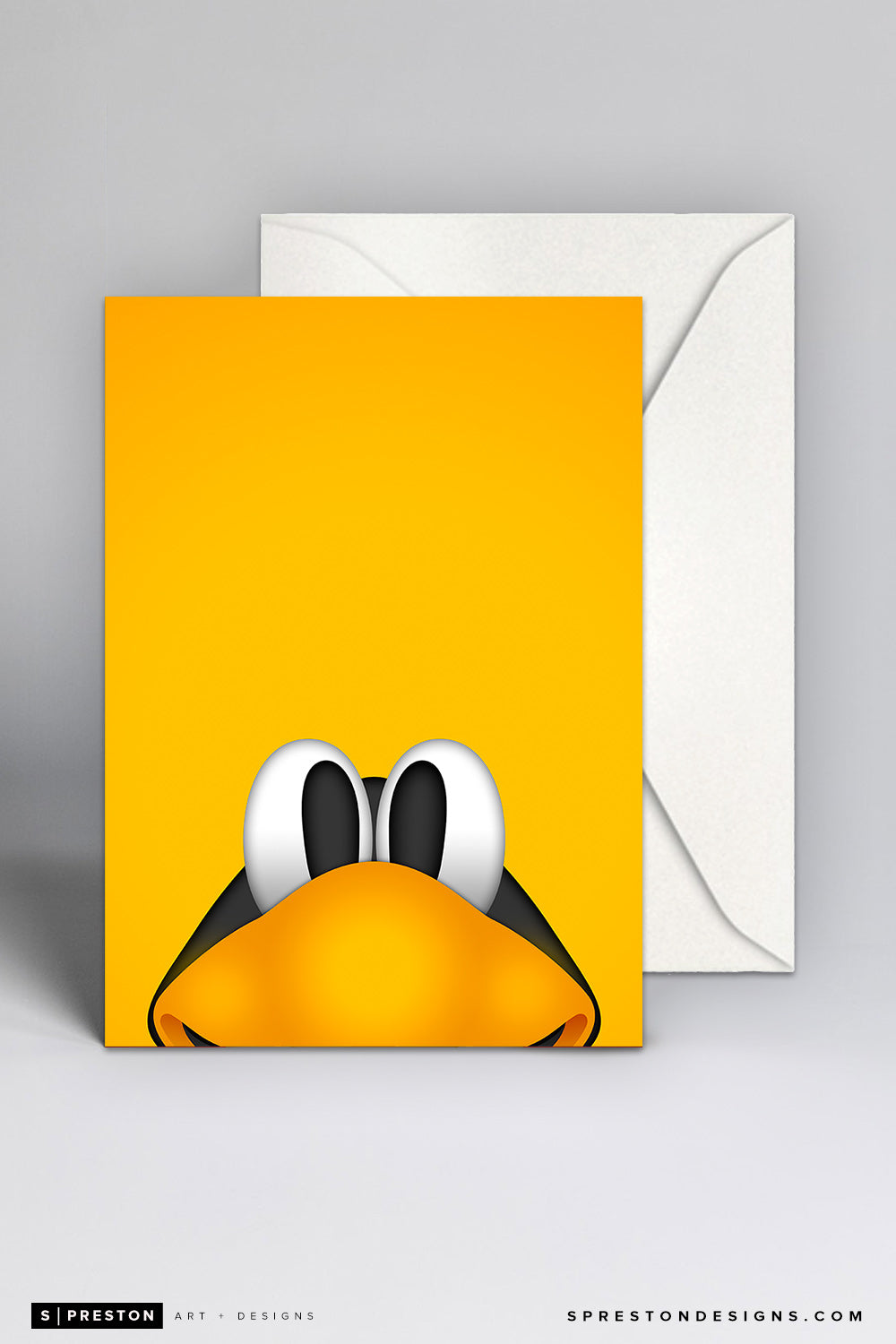 Minimalist Iceburgh Note Card Set CLEARANCE