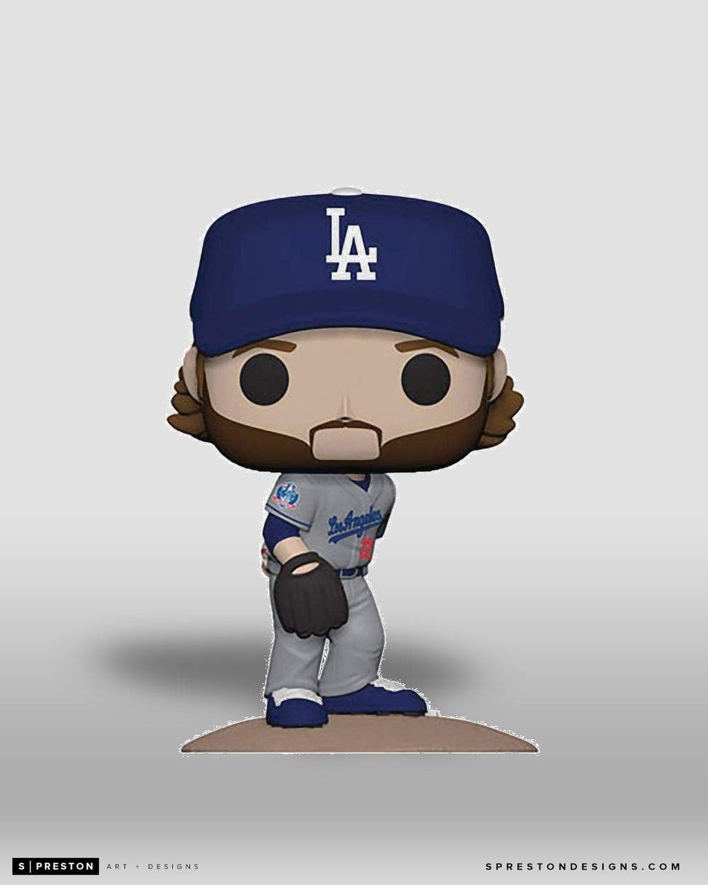 Funko POP! - Clayton Kershaw - MLB