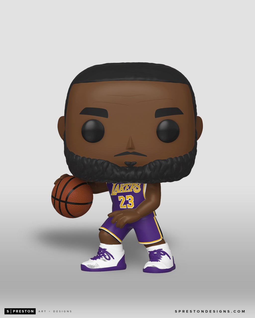 Funko POP! - LeBron James - NBA