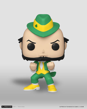 Funko POP! - Leprechaun - NCAA Mascot