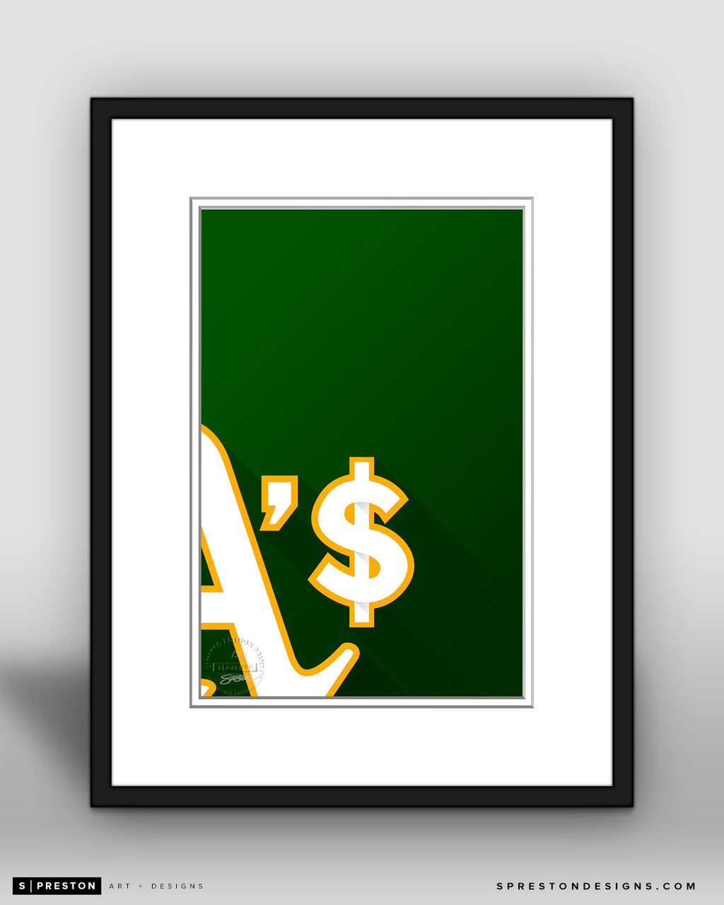 Minimalist Movies - Moneyball - Oakland Athletics - S. Preston