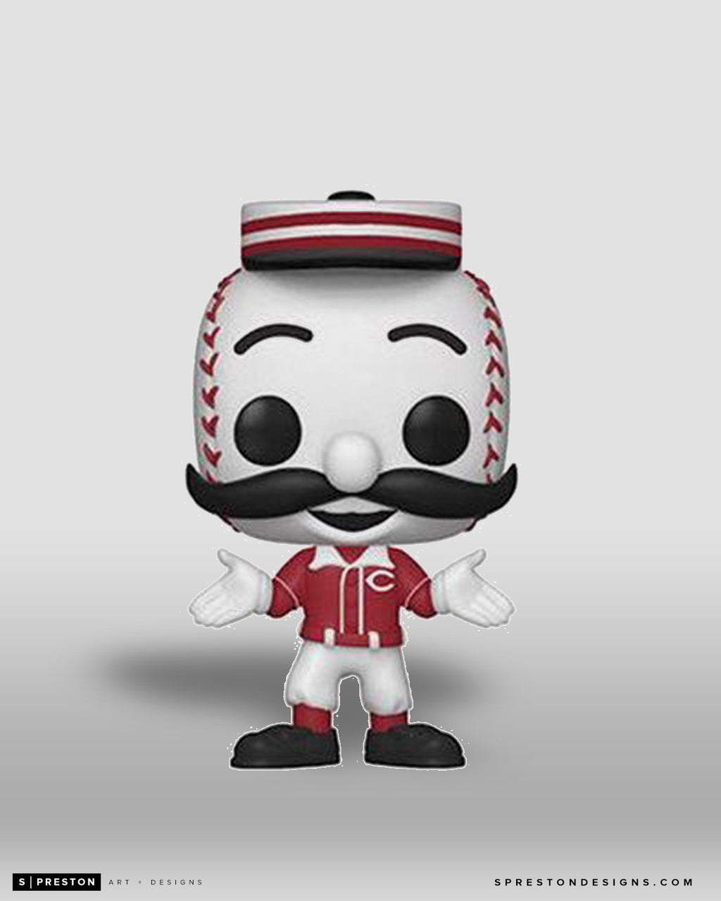 Funko POP! - Mr. Redlegs