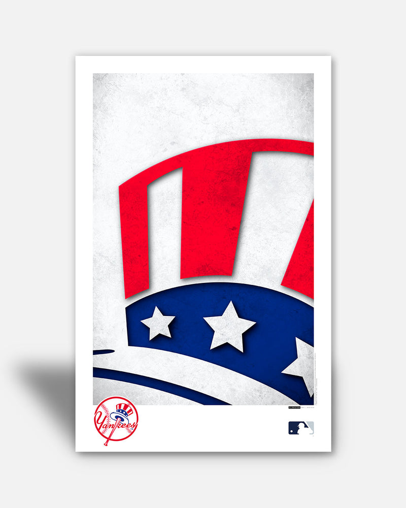 Minimalist Logo - New York Yankees