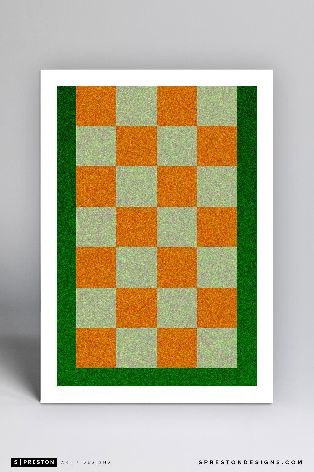 Minimalist Neyland Stadium - University of Tennessee - S. Preston