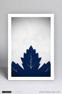 Minimalist Logo - Toronto Maple Leafs - Toronto Maple Leafs - S. Preston