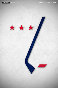 Minimalist Logo - Washington Capitals
