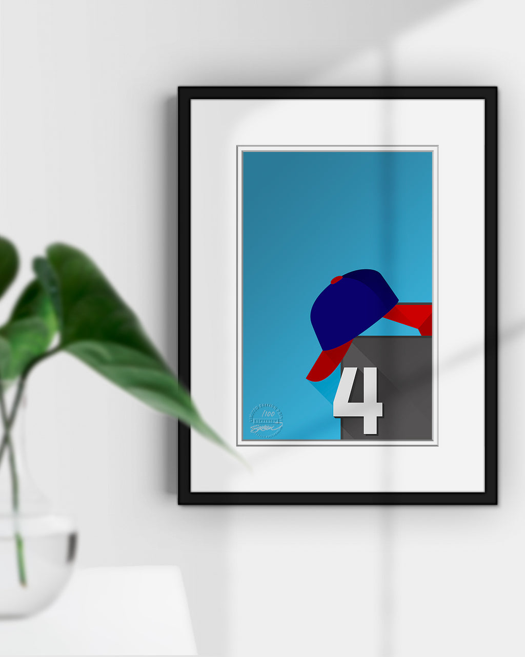 Minimalist Ralph Wilson Stadium - Buffalo Bills - S. Preston