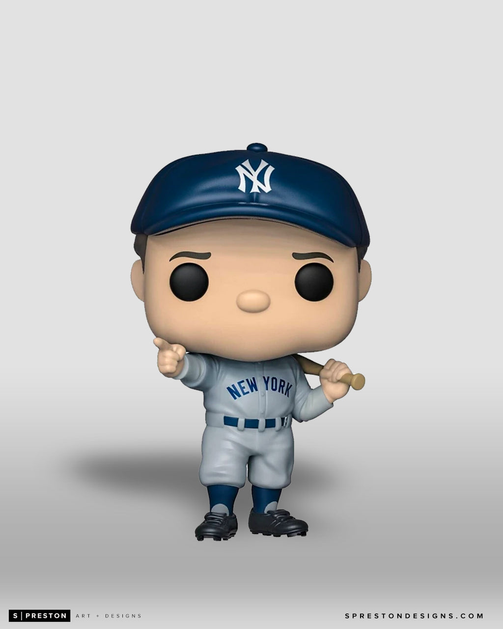 Funko POP! - Babe Ruth - MLB