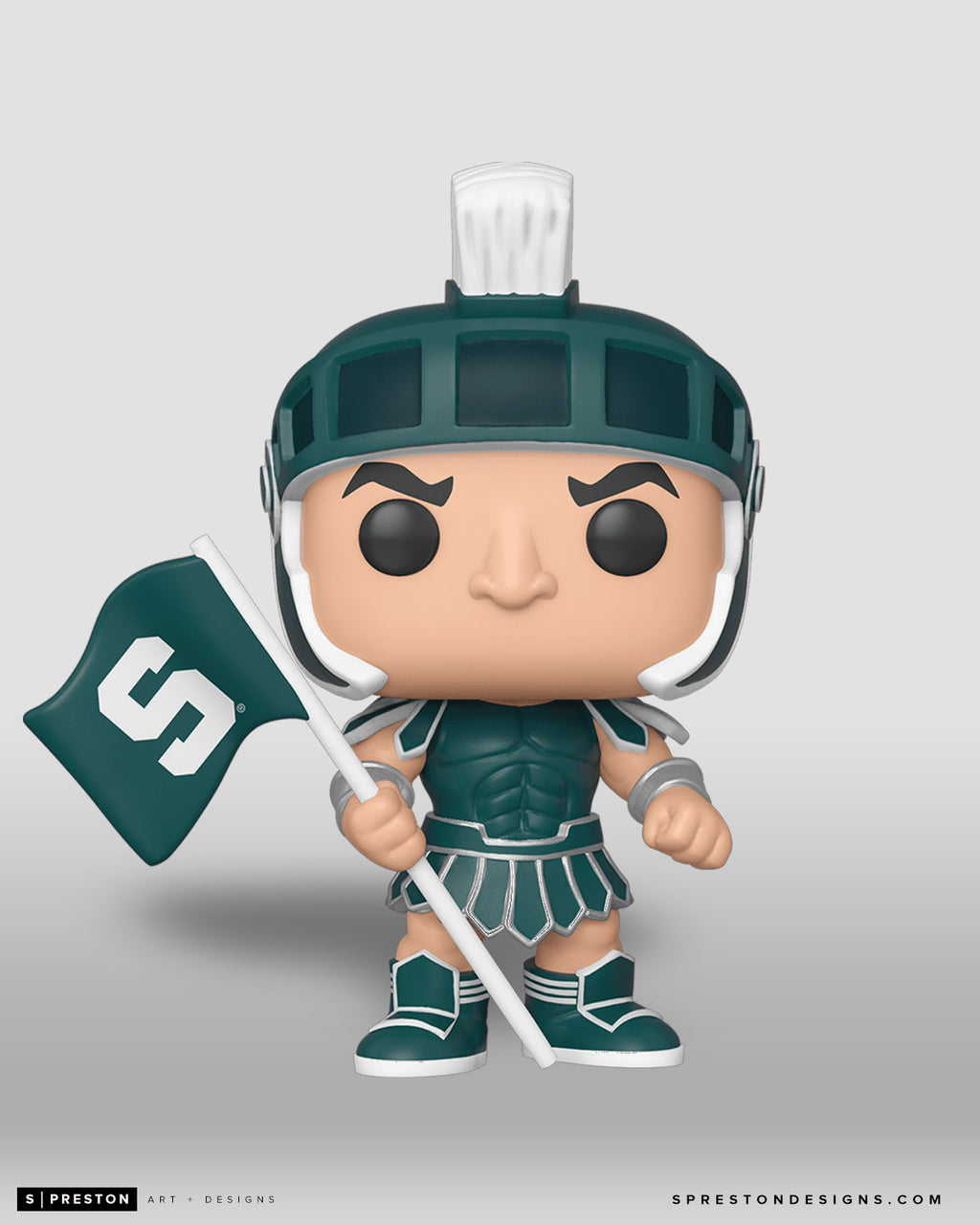 Funko POP! - Sparty - NCAA Mascot