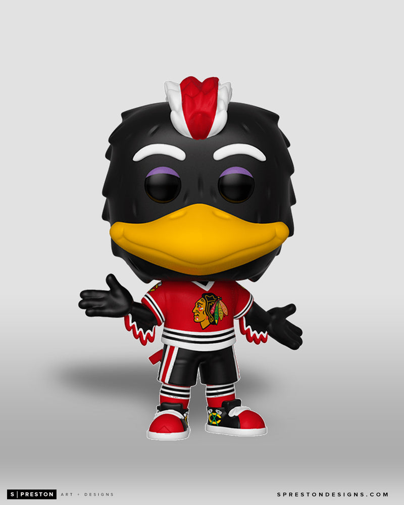 Funko POP! - Tommy Hawk