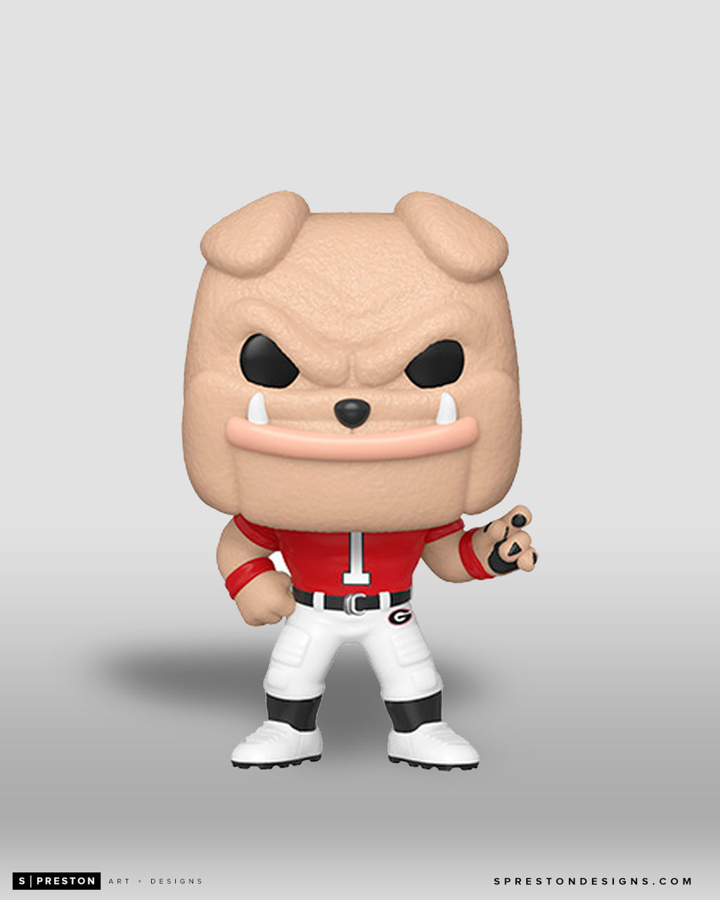 Funko POP! - Hairy Dawg - NCAA Mascot