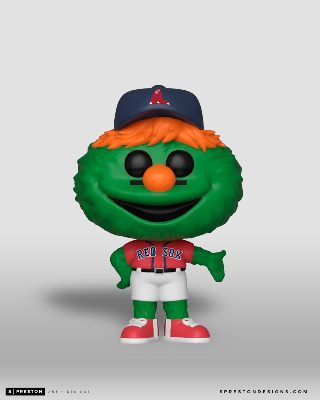 Funko POP! - Wally The Green Monster