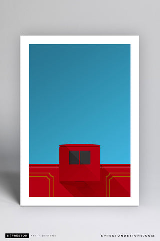Minimalist Williams-Brice Stadium
