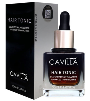 Cavilla Hair Tonic (Single) - Cavilla Singapore Official