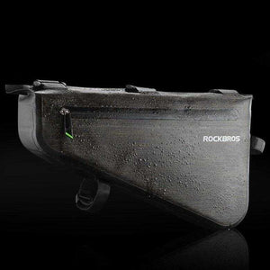 Rainproof Frame Pouch | BicycleClicks