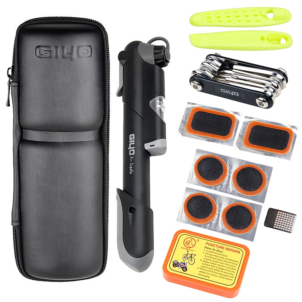 All-in-One Bicycle Tool Kit
