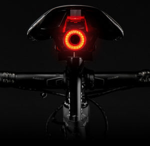 Smart Motion Sensing LED Tail Light | BicycleClicks
