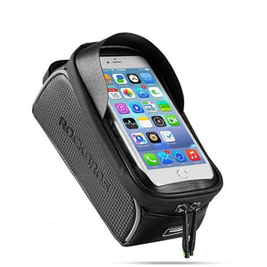 Water Repellent Touchscreen Phone Pouch | BicycleClicks