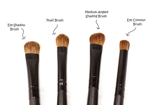 make up brushes and their uses  my make up brush set  ca
