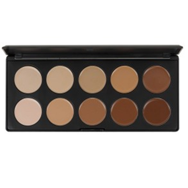 10 Color Concealer Palette
