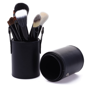 12 Piece Brush Set - Round Case