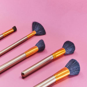 Coco Bronze Brush Set
