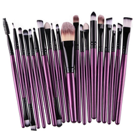 20 Piece Brush Set ,  - My Make-Up Brush Set, My Make-Up Brush Set  - 2