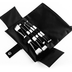 Dual Side Portable Brush Set