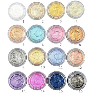 3D Glimmer Eyeshadow