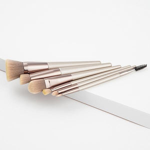 Pop Champagne Brush Set
