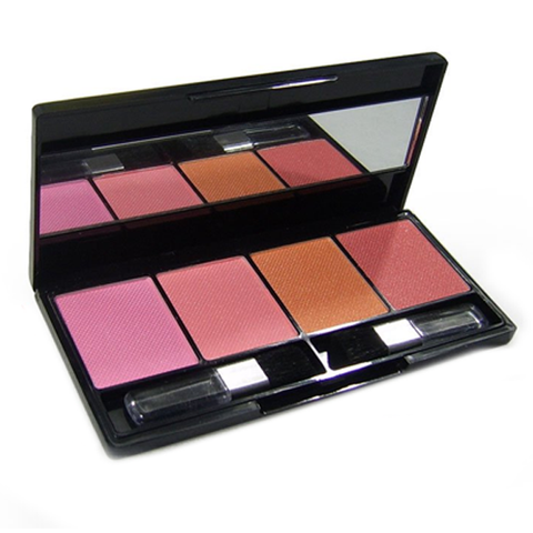 4 Color Blusher