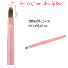 5 Pcs Orchid Eye Brush Set