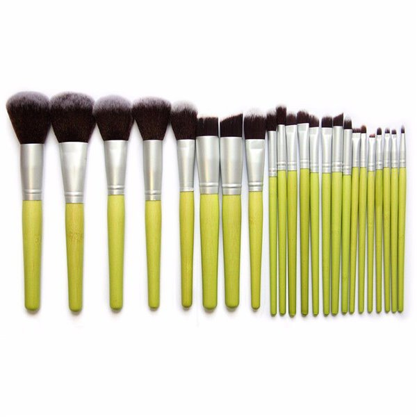 23 Piece Nylon MakeUp Brush Set