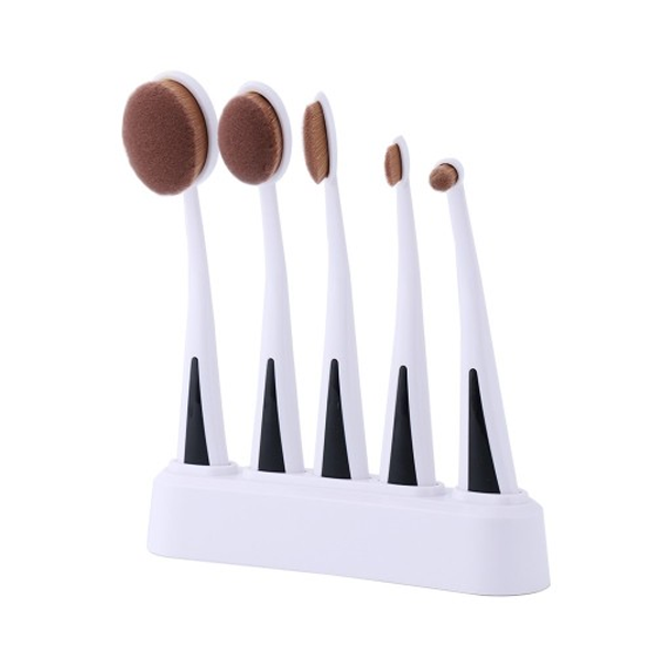 Galaxy Oval Brush Set