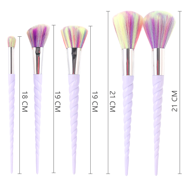 Fantasy Twisted Brush Set [Pre-Release] ,  - My Make-Up Brush Set - US, My Make-Up Brush Set  - 6