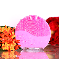 Mini Electric Facial Cleansing Brush