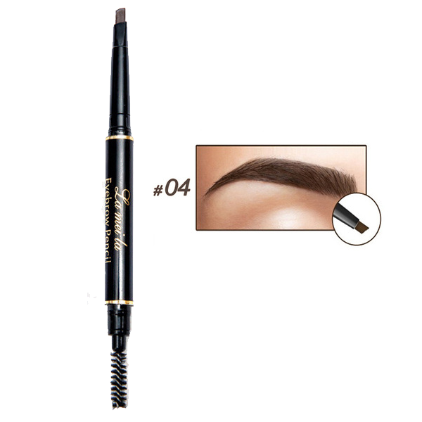 Retractable Twist-up Eyebrow Pencil
