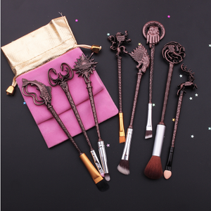 GOT Inspired 8 Piece Makeup Brush Set